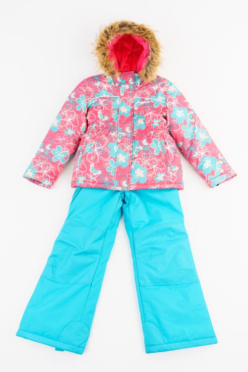 Комплект верхней одежды Gusti цв. розовый р.128