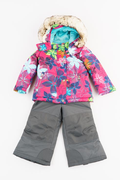 Комплект верхней одежды Gusti цв. розовый р.98