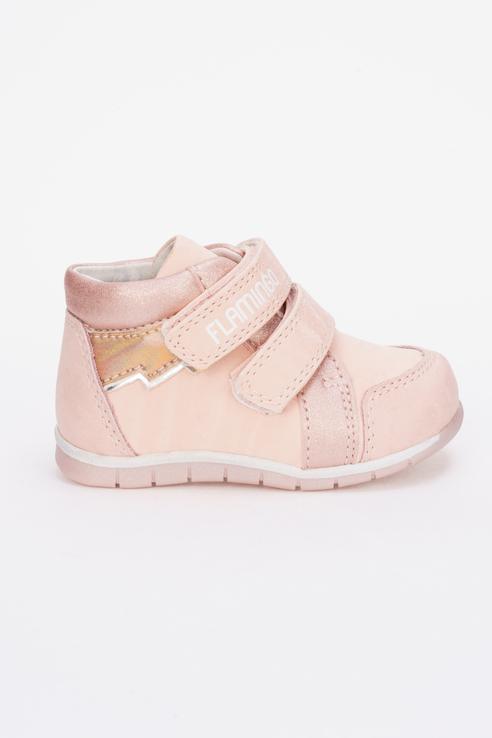 Купить 201P-XY-1707, Кеды Flamingo цв. розовый р.21,