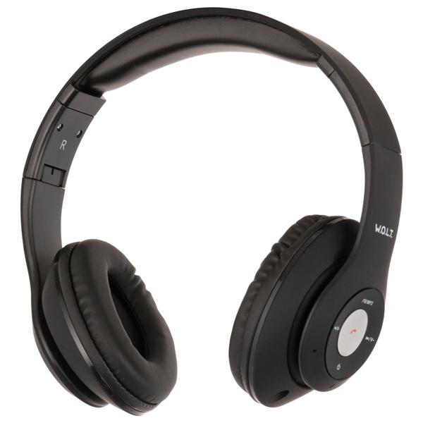 Беспроводные наушники QUB STN-310 Black