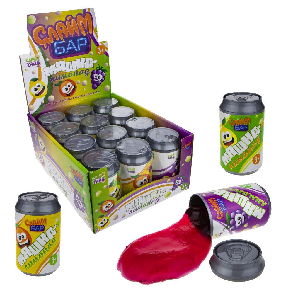Купить Игровой набор Слайм тайм. Слайм бар 1Toy,