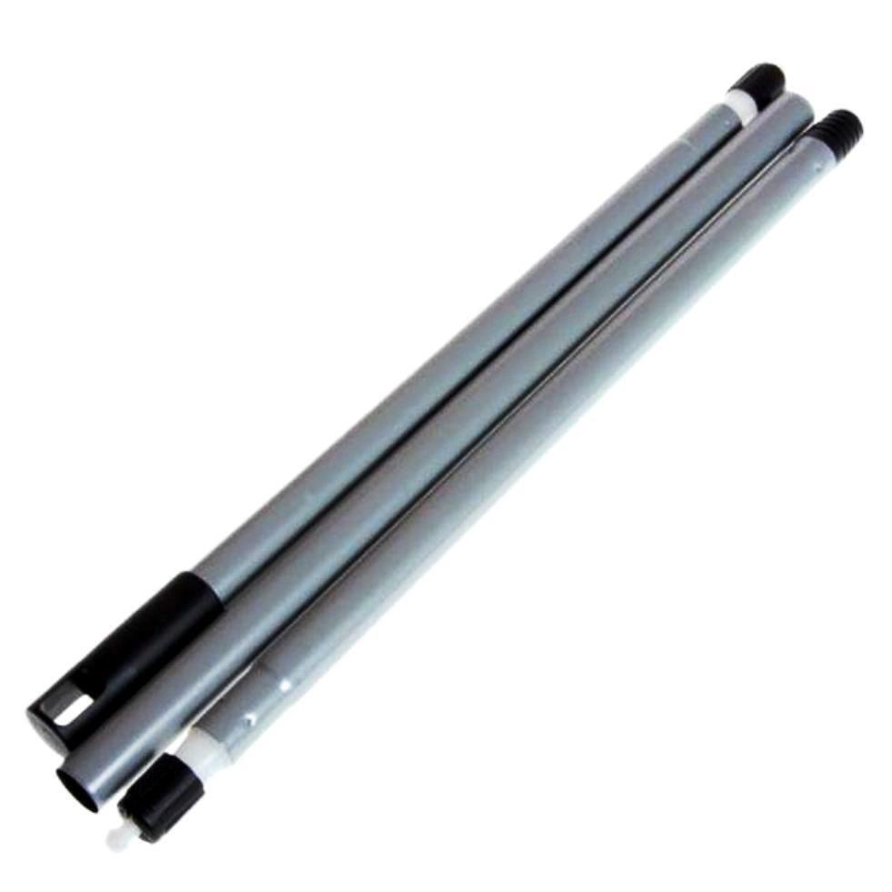 Ручка разборная металлическая для щеток и швабр