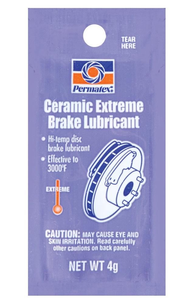 Смазка Тормозных Суппортов Керамическая Ceramic Extreme Brake