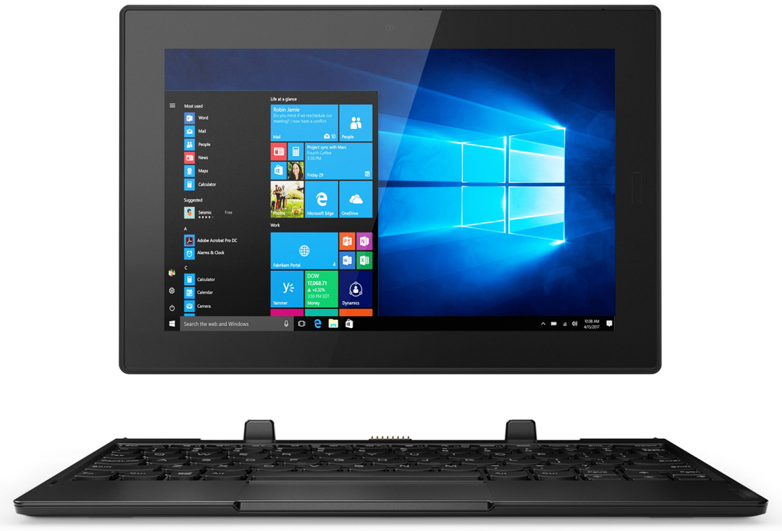 Планшет Lenovo Tablet LV 10.1 Black (20L3000KRT)