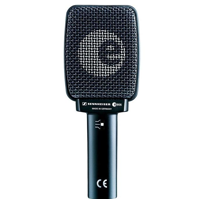 Микрофон Sennheiser E 906 Black