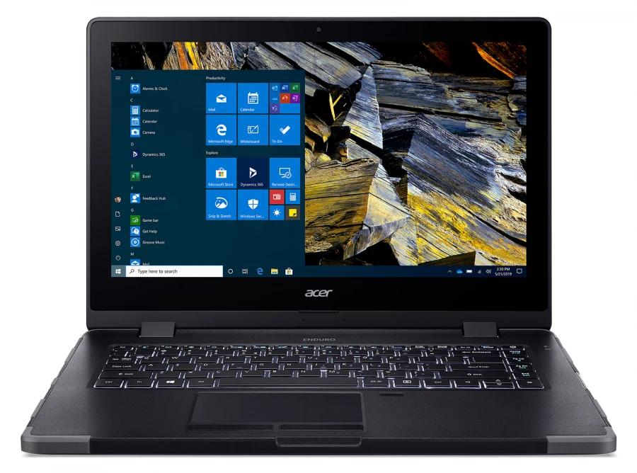 Ноутбук Acer Enduro N3 EN314-51W-34Y5 Black (NR.R0PER.003)