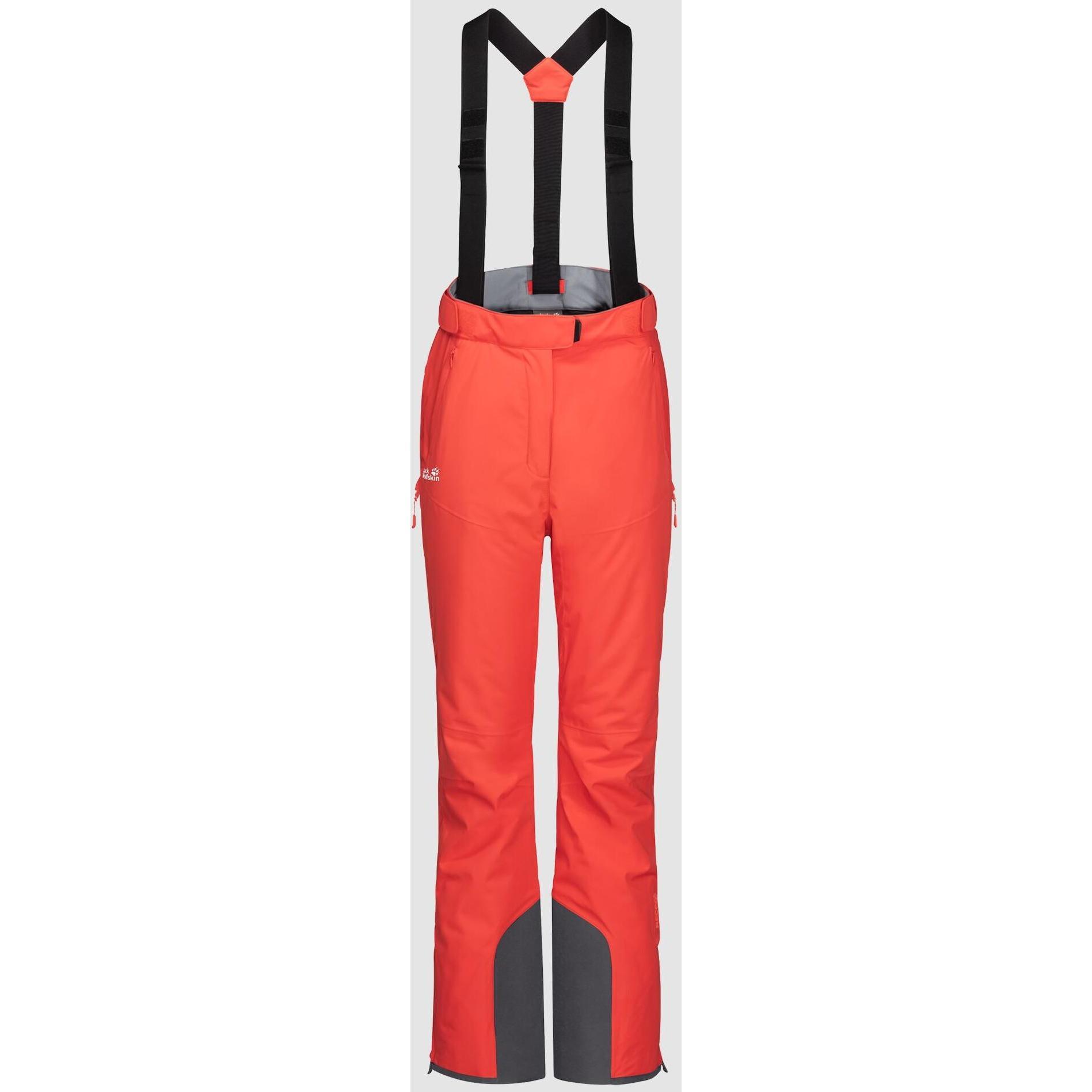 Спортивные брюки Jack Wolfskin Big White Pants orange coral 38 EU.