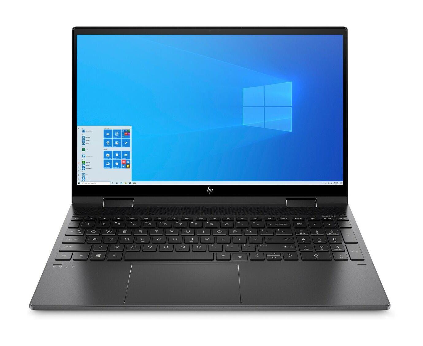 Ноутбук трансформер HP ENVY x360 15 ee0008ur