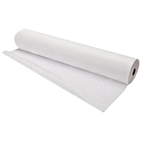 Простыни бумажные 50 м 2 сл. белые,
