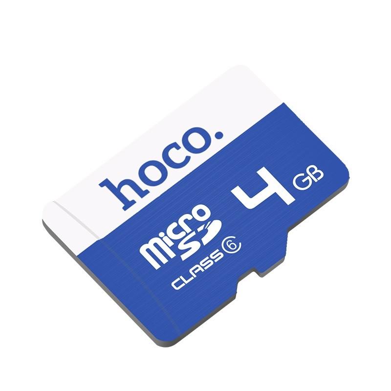 Карта памяти Hoco Micro SD 4GB