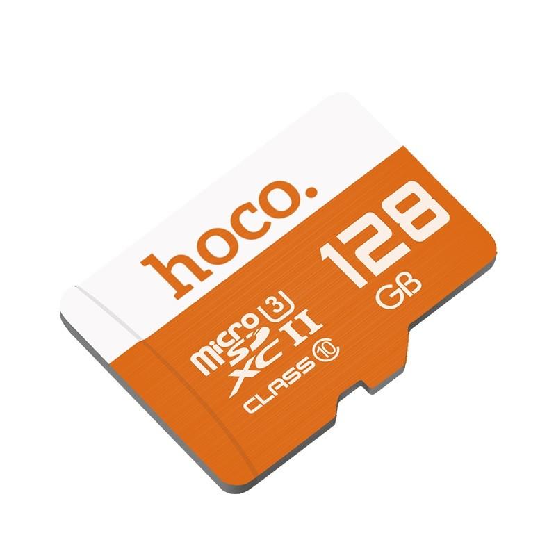 Карта памяти Hoco Micro SD 128GB