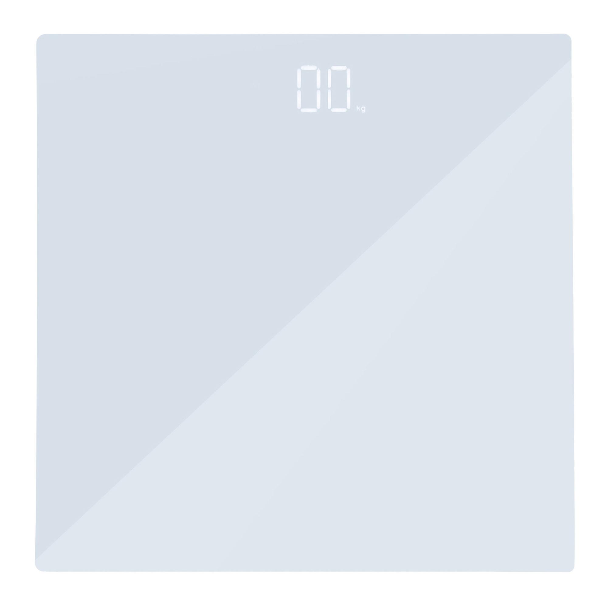 Весы напольные Hyundai H BS03781 White