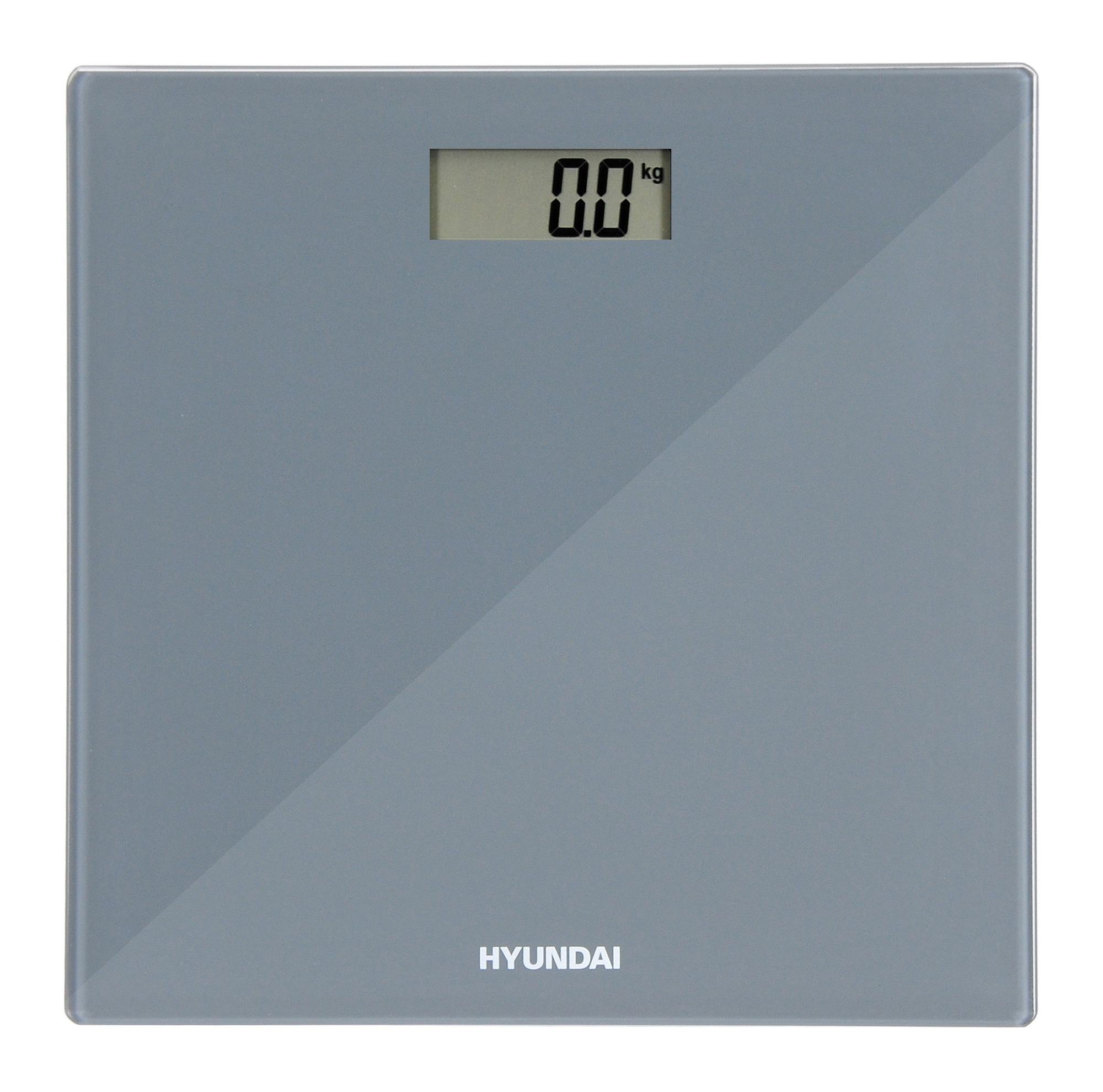 Весы напольные Hyundai H BS03345 Grey
