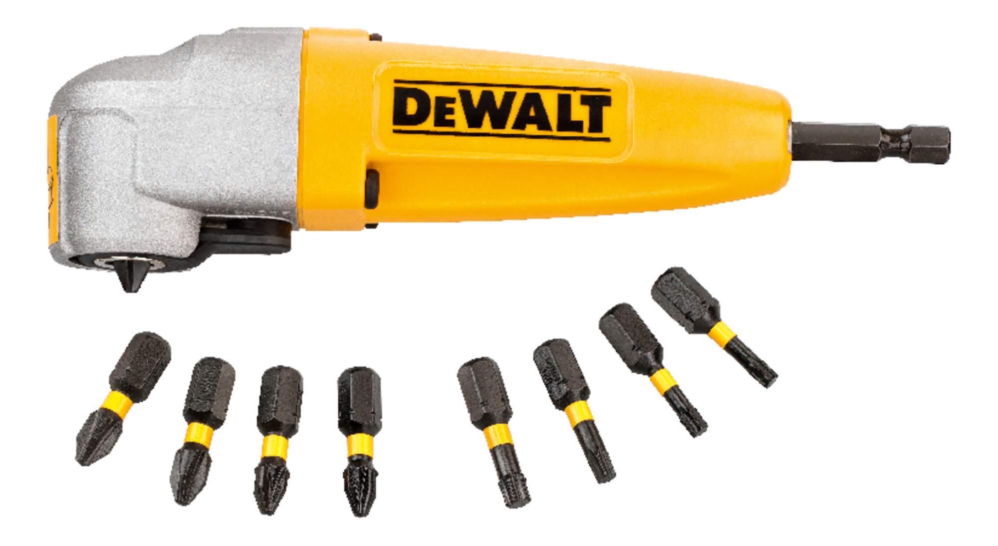Насадка угловая дрель для гравера DeWALT DT71517T