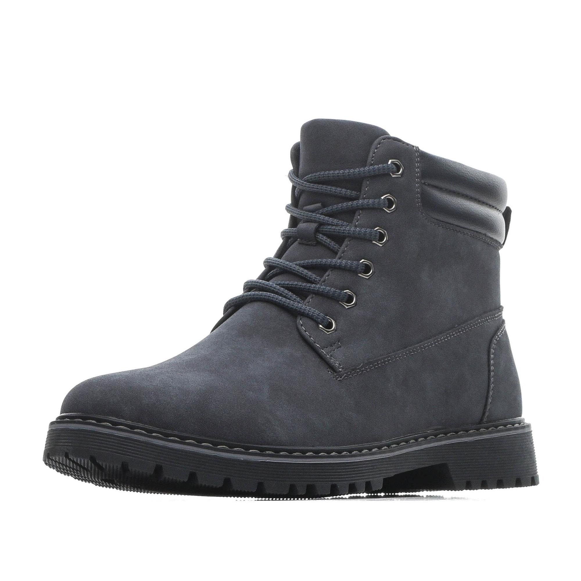 Купить 98-02BO-018SW, Ботинки для мальчиков ZENDEN, цв. серый, р-р 39,