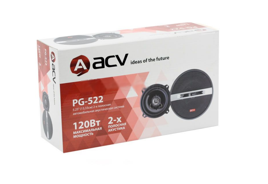 Автомобильные колонки ACV PG 522 (28330)