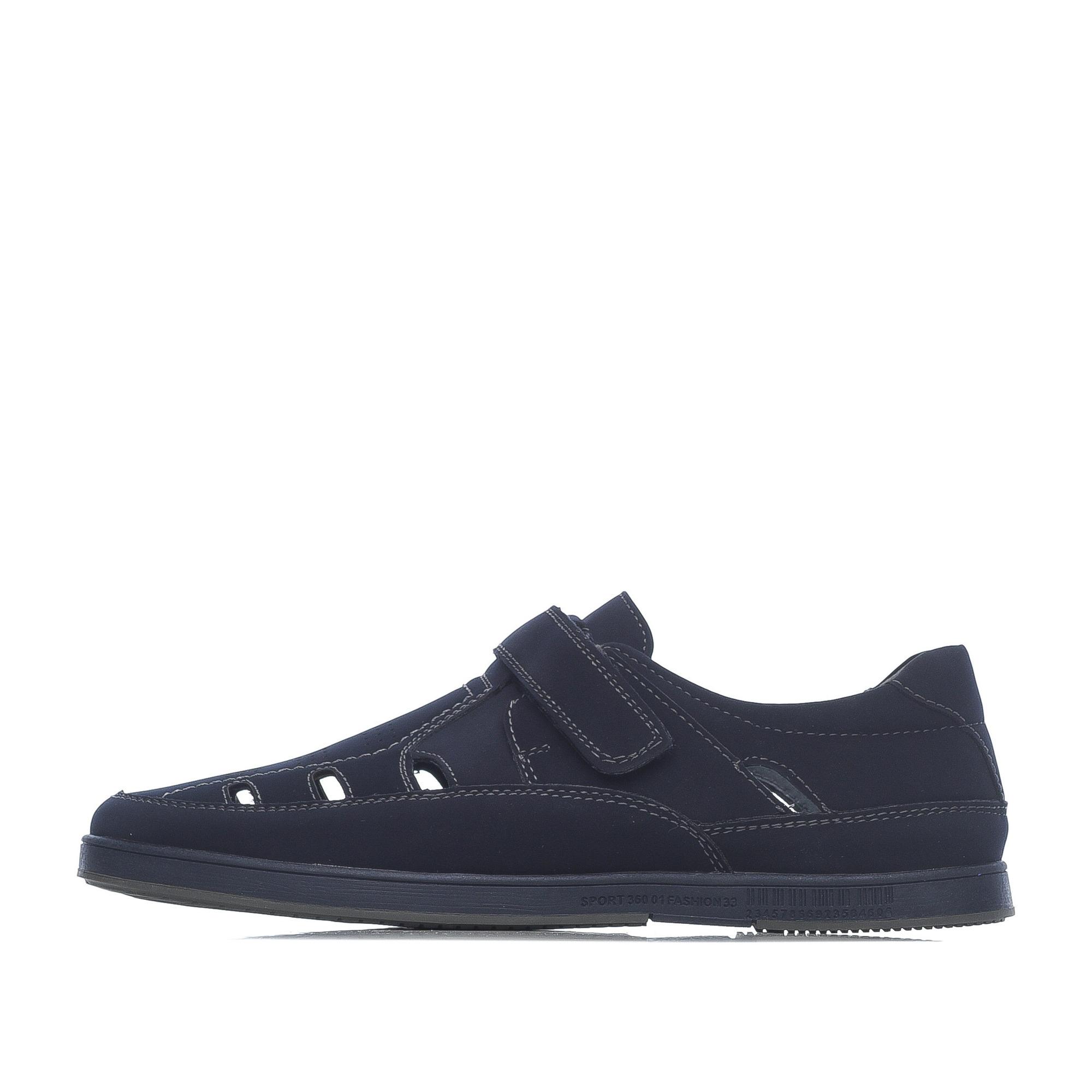 Купить 98-02BO-077GK, Туфли для мальчиков ZENDEN, цв. синий, р-р 39,