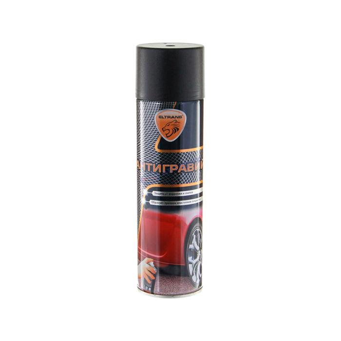 Элтранс Антигравий Черный (Аэрозоль)   0,65