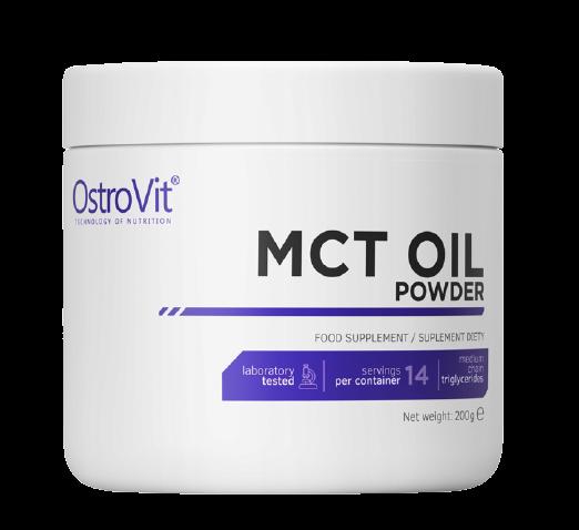 Ostrovit MCT Oil Powder, 200 г