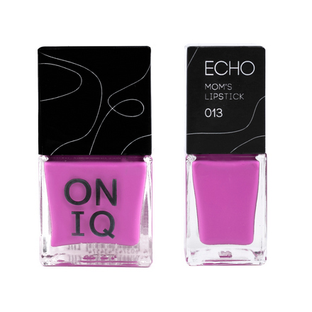 Купить Лак для стемпинга ONIQ Echo, Mom's Lipstick