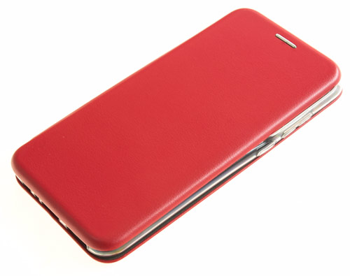 Чехол Fashion Сase для Honor Y6P красный PC