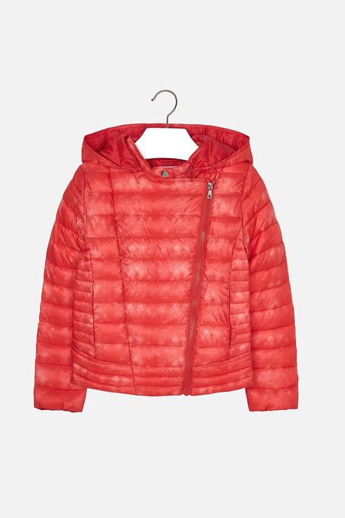 Купить 6415_оранжевый, Куртка Mayoral 6415 цв.оранжевый р.140,