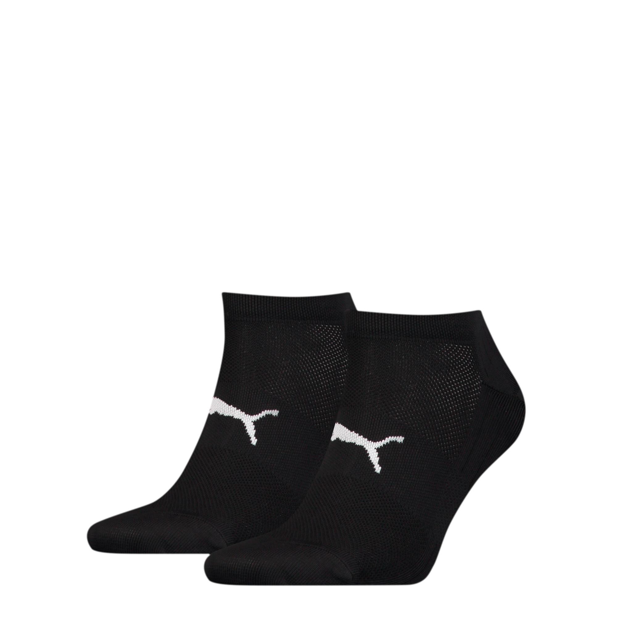 Набор носков унисекс Puma Performance Train Light Sneaker 2P черный 39/42