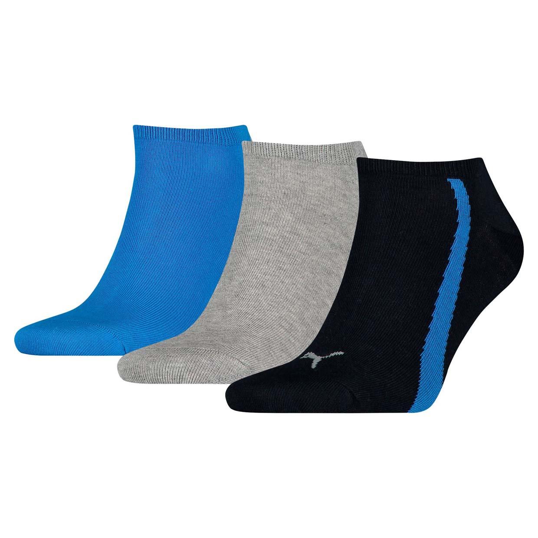 Набор носков унисекс Puma Lifestyle Sneakers синий 35/38