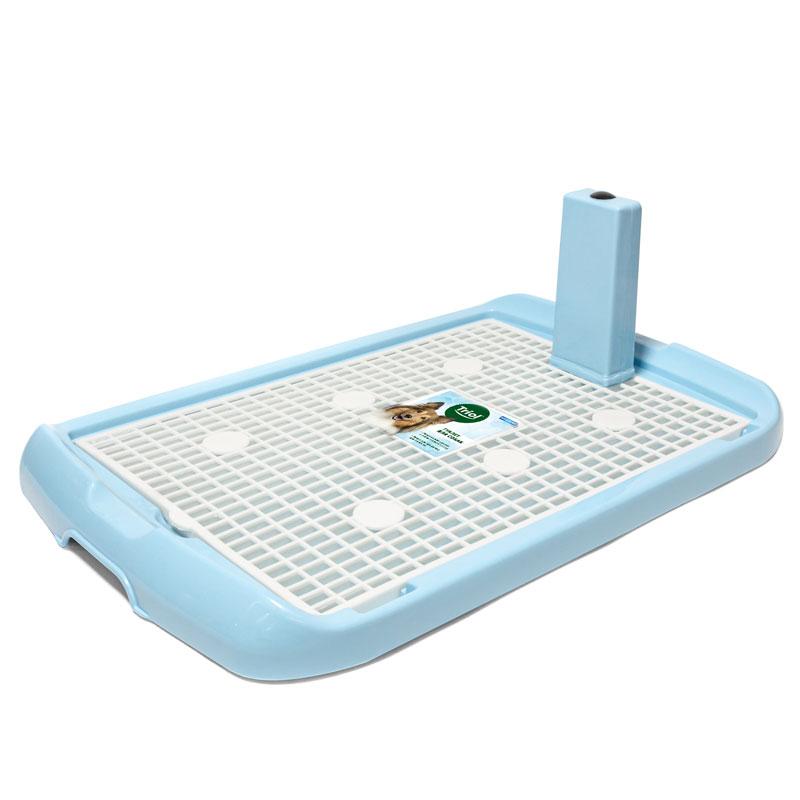 Туалет TRIOL PL001 для собак со столбиком,