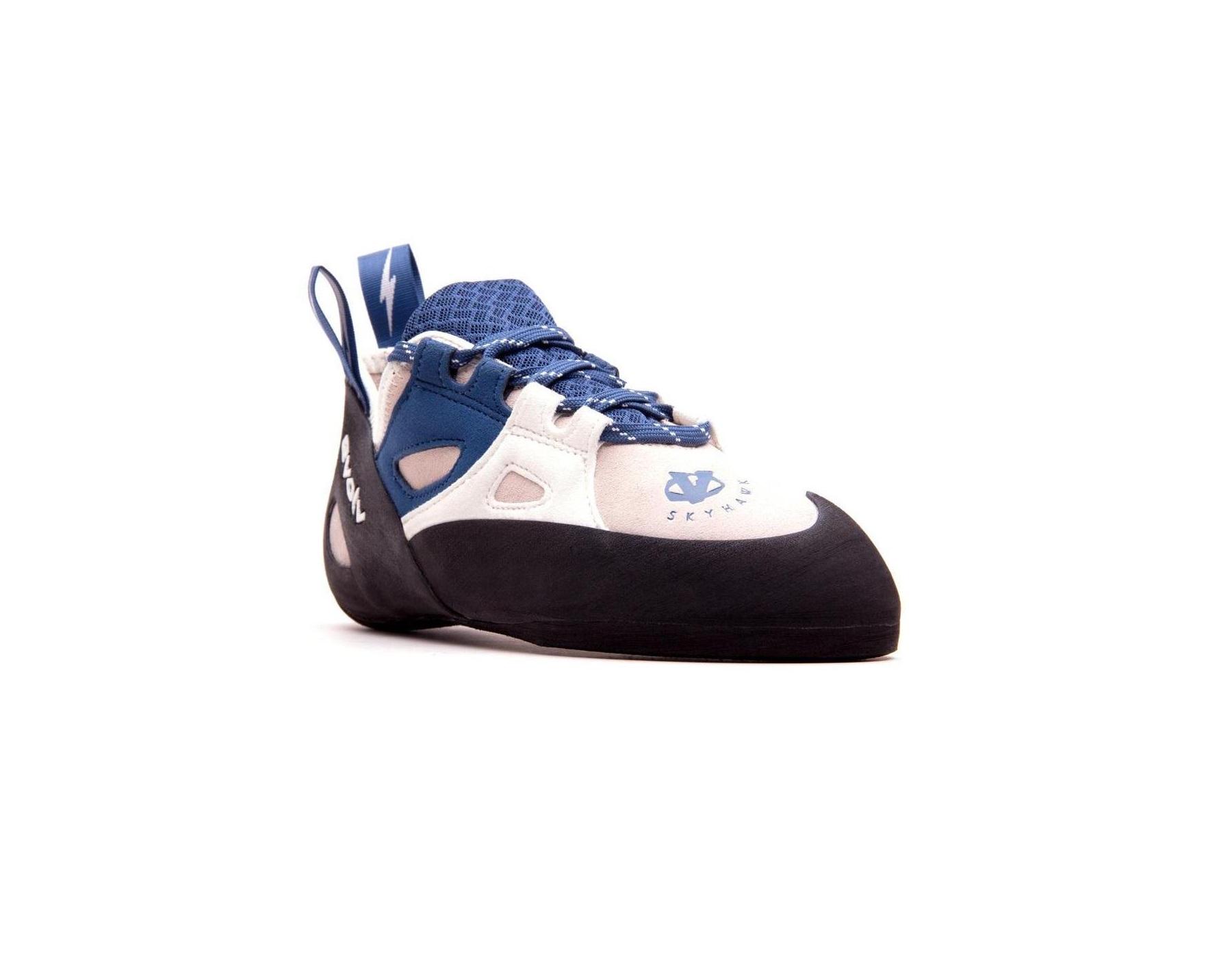 Скальные туфли Evolv 2020 Skyhawk white/blue