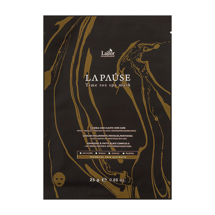 Купить Тканевая маска для лица La'dor La-Pause Time Tox Spa Mask 25 мл