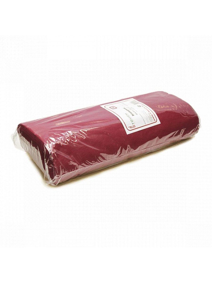 Купить Коврик одноразовый спанбонд бордовый 40x50 см. 100 шт/упак., 1-Touch