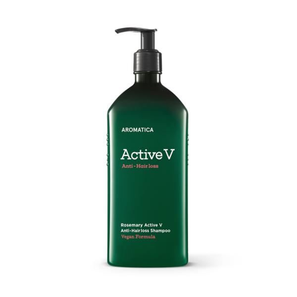 Купить Шампунь против выпадения волос Aromatica Rosemary Active V Anti-Hair Loss Shampoo