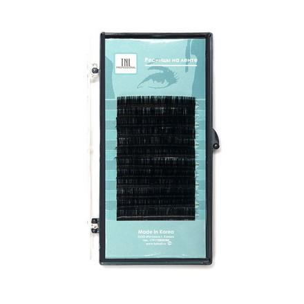 Купить Ресницы на ленте TNL Professional №10, 0, 07 мм D-изгиб