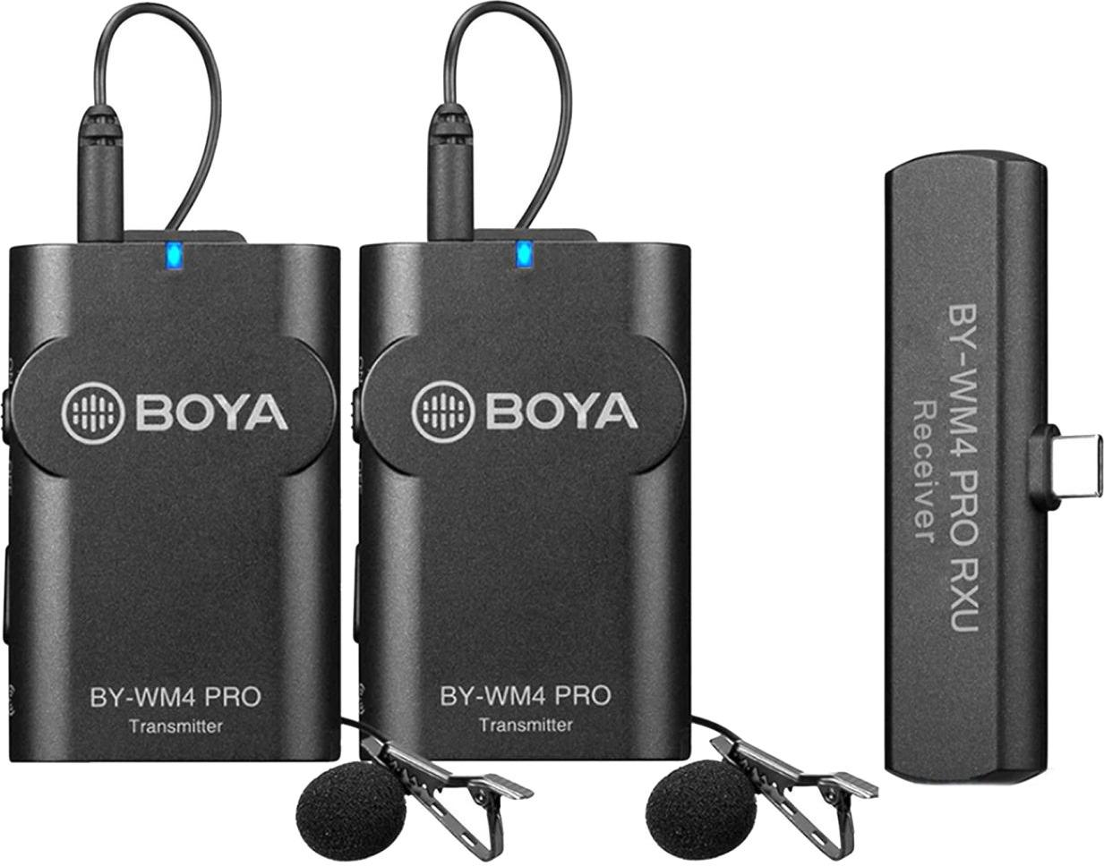Микрофон Boya BY-WM4 Pro-К6
