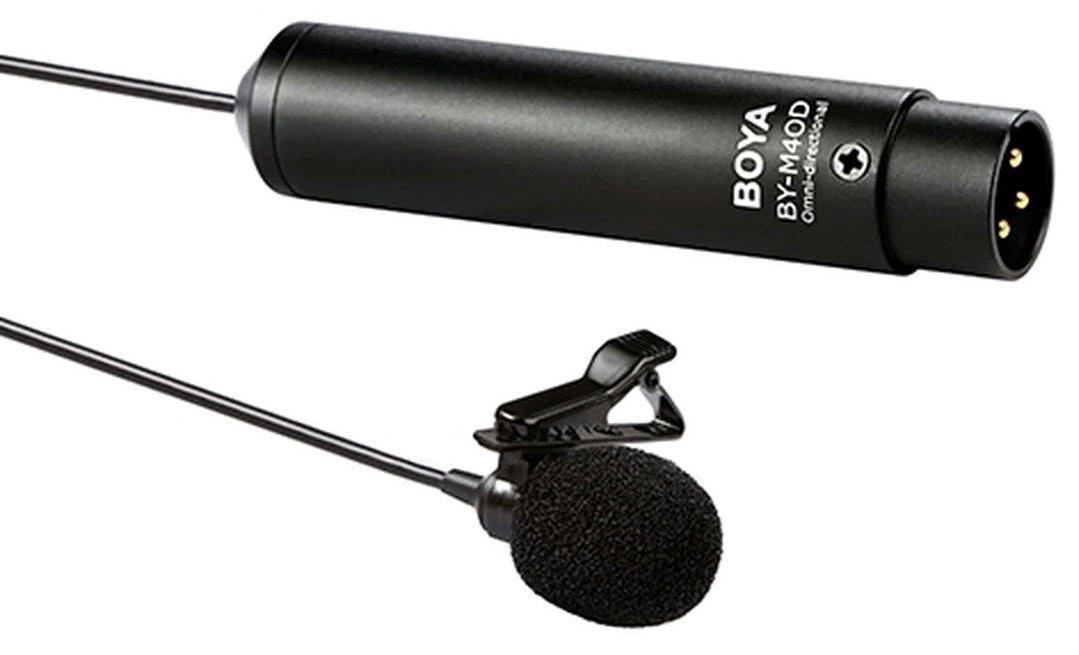 Микрофон Boya BY-M4OD