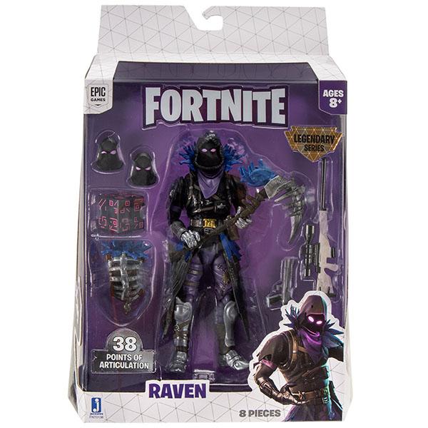 Купить Игрушка - фигурка героя Raven с аксессуарами ls Fortnite FNT0136,