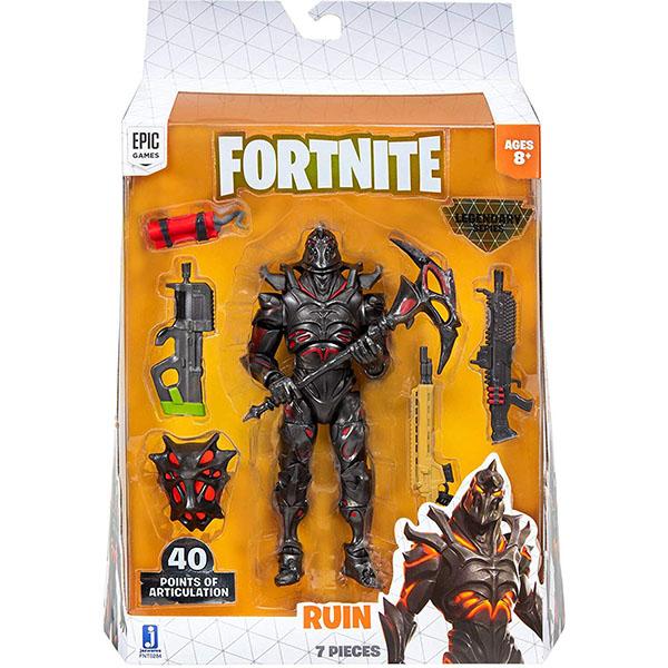 Купить Фигурка героя Ruin с аксессуарами ls Fortnite FNT0284,