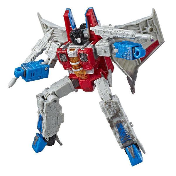 Купить Трансформеры класс вояджеры Старскрим Hasbro Transformers E3418/E3544,