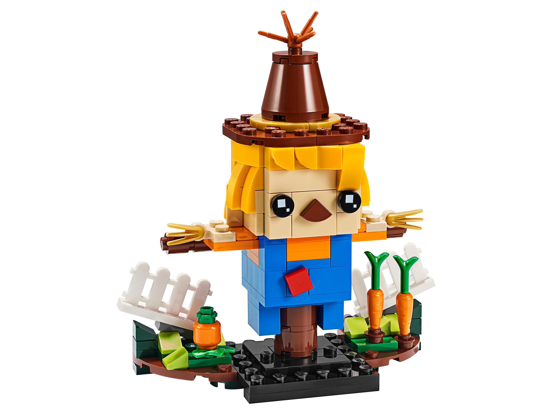Купить Конструктор Пугало на День благодарения Lego 40352,