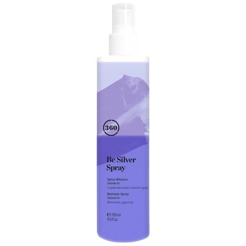 Спрей кондиционер для светлых волос 360 Антижелтый