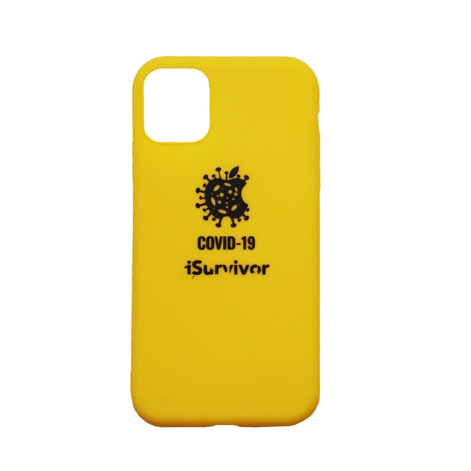 Чехол для Apple iPhone 11 Yellow Фабрика чехлов