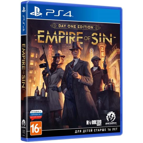 Игра Empire of Sin Издание первого