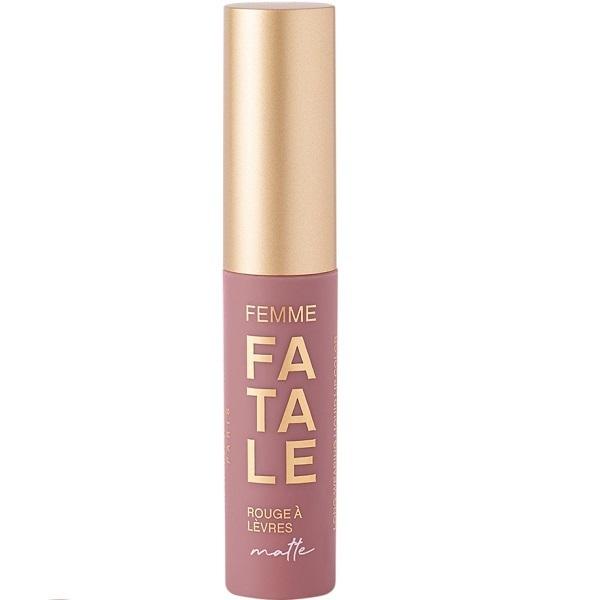 Купить Устойчивая жидкая матовая помада для губ Vivienne Sabo Femme Fatale, тон 03