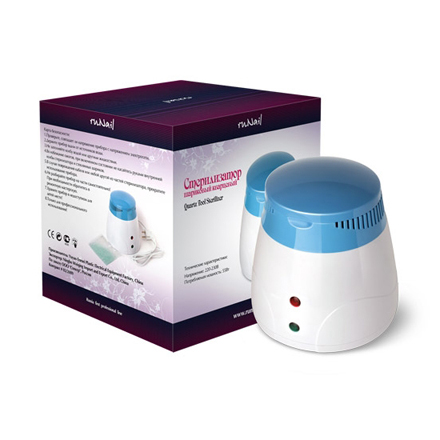 Стерилизатор ruNail стерилизатор RU 505 (шариковый кварцевый)