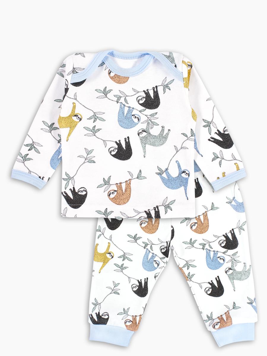 Комплект одежды Мамин ленивец Веселый малыш 623332 р.80