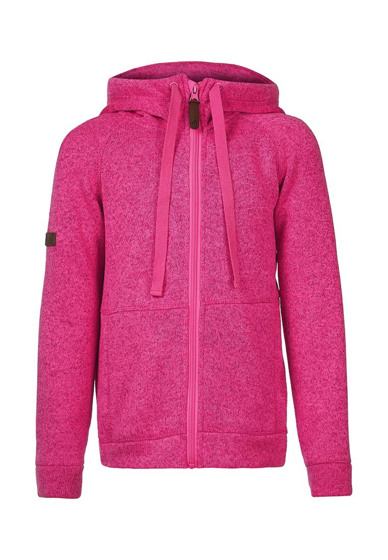 Кофта для девочек OLDOS, цв. розовый, р-р 146