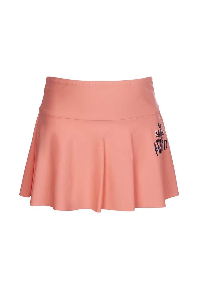 Купить ASS192BSW04, Плавки-юбка купальные для девочек OLDOS, цв. розовый, р-р 128,