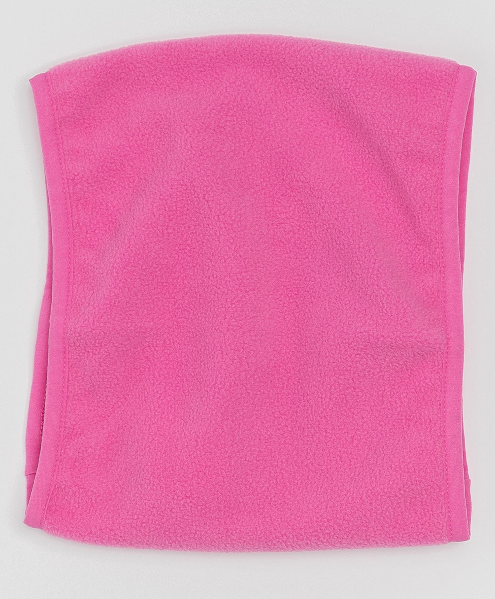 Розовый флисовый воротник Button Blue, размер 20*25cm, 220BBGA75011200