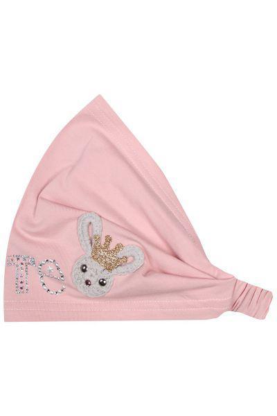 Повязка для девочек Noble People розовый